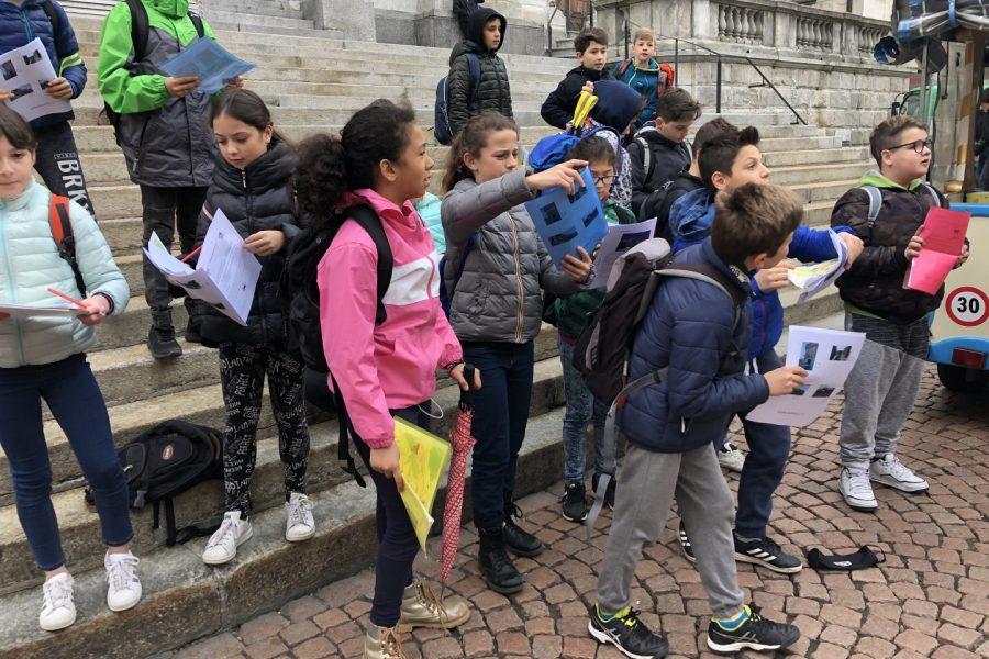 Uscita a Bellinzona – Piazze e Castello di Montebello