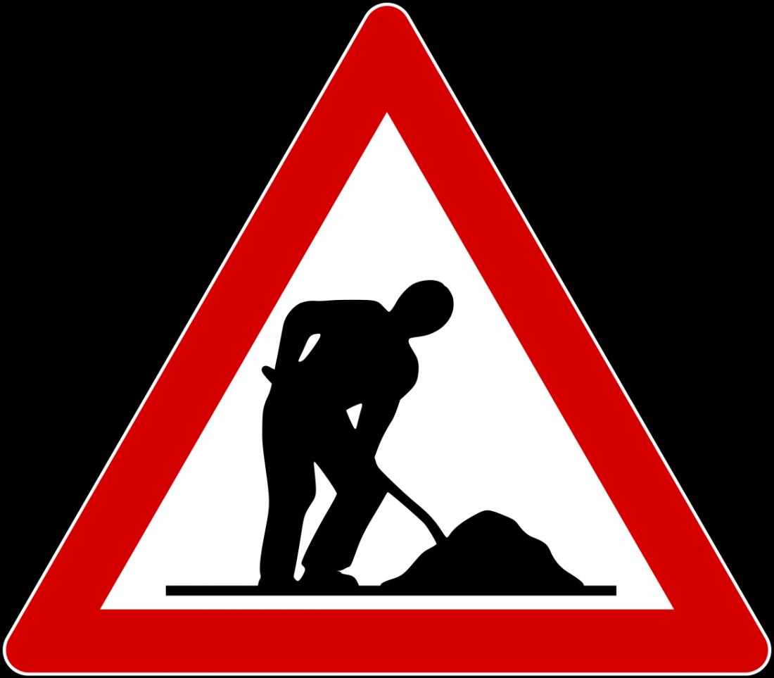 Info chiusura campo stradale