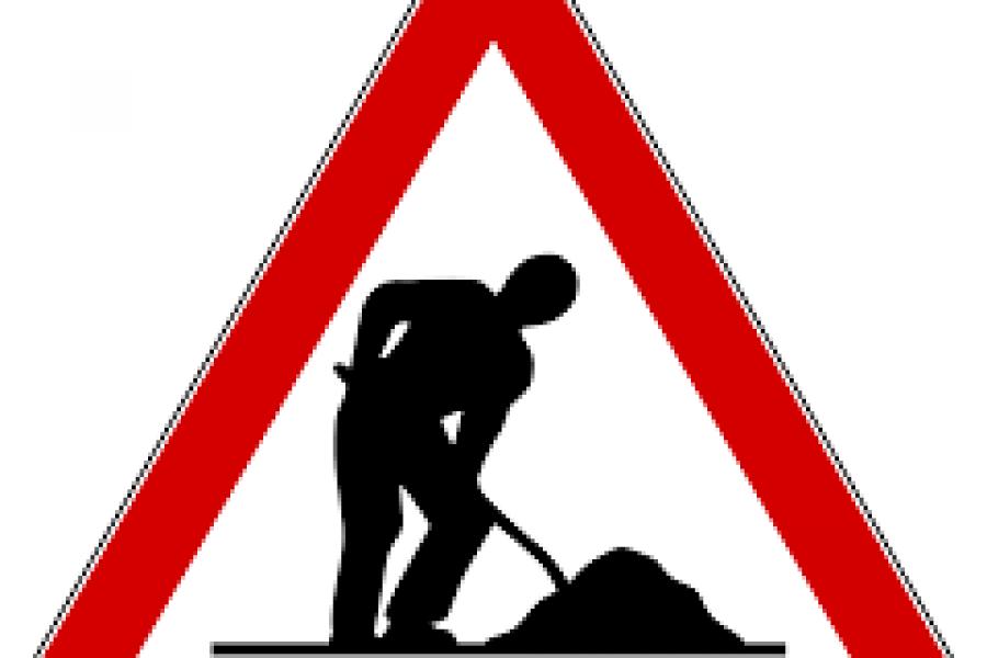 Avviso: Strada sbarrata –  Via Vedeggio e Ponte Industria