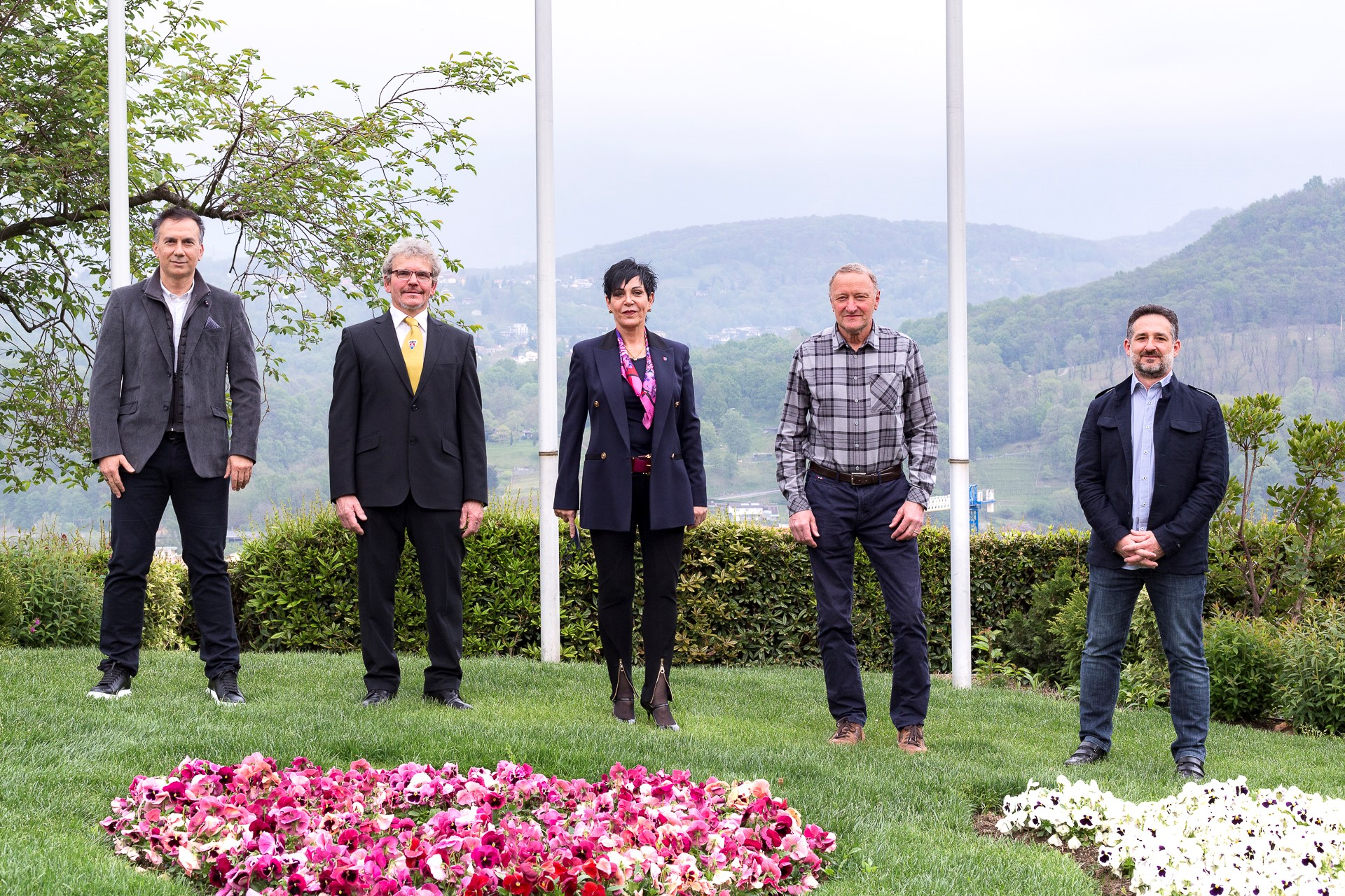 Si è insediato il nuovo Municipio di Torricella-Taverne
